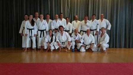 WKFN Dan examen training 13-09-2014